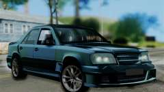 Mercedes-Benz W124 BRABUS V12 для GTA San Andreas