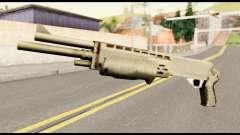 New Combat Shotgun для GTA San Andreas