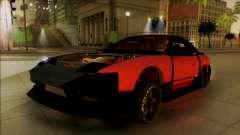 Nissan 240SX купе для GTA San Andreas