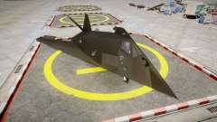 Lockheed F-117 Nighthawk для GTA 4
