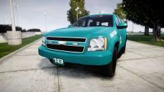 Chevrolet Tahoe 2013 Game Warden [ELS] для GTA 4