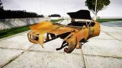 Искорёженный Classique Stallion 2Gen для GTA 4