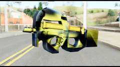 P90 from Metal Gear Solid для GTA San Andreas