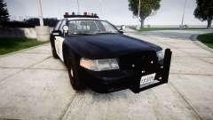 Ford Crown Victoria Highway Patrol [ELS] Vision для GTA 4