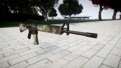 Винтовка M16A2 woodland для GTA 4
