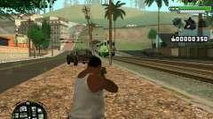 C-HUD Marihaus для GTA San Andreas