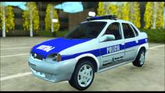 Chevrolet Corsa Policia Bonaerense для GTA San Andreas