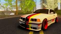 BMW M3 E36 German Style для GTA San Andreas