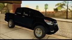 Chevrolet S10 LS 2013 для GTA San Andreas