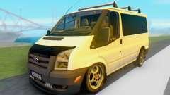 Ford Transit Air для GTA San Andreas
