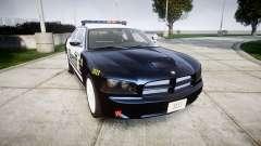 Dodge Charger SRT8 2010 Sheriff [ELS] для GTA 4