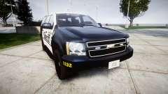 Chevrolet Tahoe 2013 County Sheriff [ELS] для GTA 4