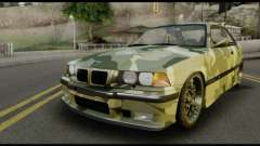 BMW M3 E36 Camo Drift