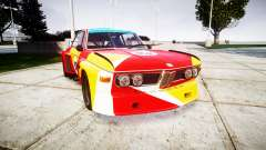 BMW 3.0 CSL Group4 1973 Art для GTA 4