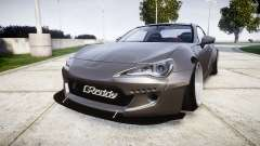 Toyota GT-86 Rocket Bunny Camber