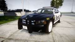 Dodge Charger SRT8 2010 Sheriff [ELS] rambar