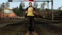 GTA 4 Skin 67 для GTA San Andreas