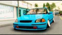 Honda Civic Hatcback B.O. Yapım
