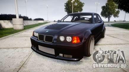 BMW E36 M3 Duck Edition для GTA 4