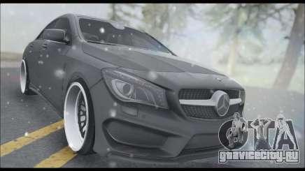Mercedes Benz CLA 250 2014 для GTA San Andreas