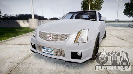 Cadillac CTS-V 2010 для GTA 4