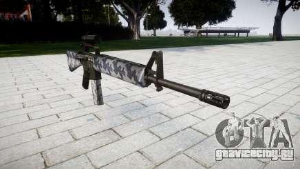 Винтовка M16A2 [optical] siberia для GTA 4
