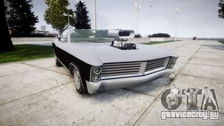 GTA V Albany Buccaneer paint2 для GTA 4