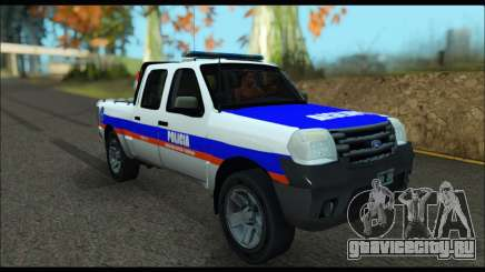 Ford Ranger 2011 Patrulleros CPC для GTA San Andreas