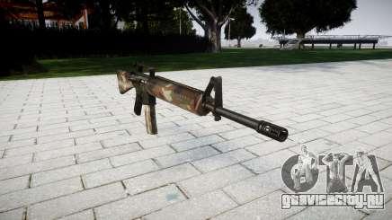 Винтовка M16A2 berlin для GTA 4