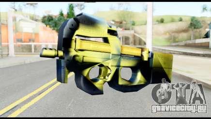 P90 from Metal Gear Solid для GTA San Andreas