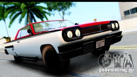 GTA 4 Voodoo для GTA San Andreas