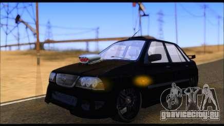Kia Pride 141 Tuning для GTA San Andreas