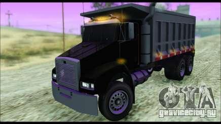 HVY Biff (GTA IV) для GTA San Andreas