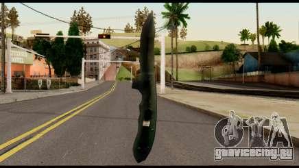 Solidsnake CQC Knife from Metal Gear Solid для GTA San Andreas
