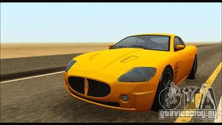 Ocelot  F620 (GTA V) для GTA San Andreas
