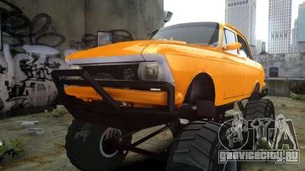 Москвич 412 Монстер для GTA 4