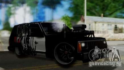 Jeep Mini-Truck внедорожник для GTA San Andreas
