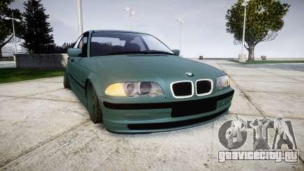 BMW E46 M3 2000 для GTA 4
