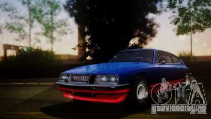 GTA 5 Lampadati Pigalle для GTA San Andreas