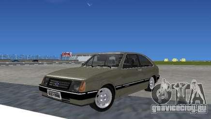 Chevrolet Chevette Hatch для GTA San Andreas