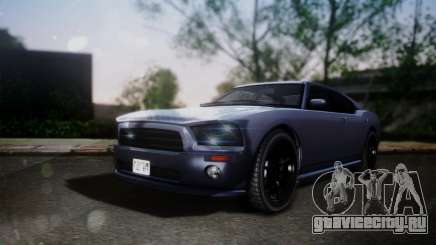 Bravado Buffalo Sedan v1.0 (HQLM) для GTA San Andreas