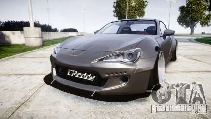 Toyota GT-86 Rocket Bunny Camber для GTA 4