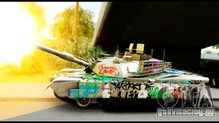 M1A2 Abrams для GTA San Andreas
