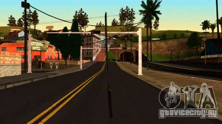 Katana from Shadow Warrior для GTA San Andreas