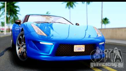 GTA 5 Grotti Carbonizzare v3 для GTA San Andreas