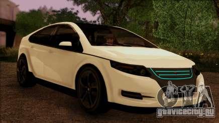 Cheval Surge 1.1 (HQLM) для GTA San Andreas