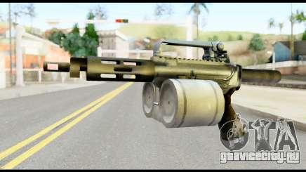 Patriot from Metal Gear Solid для GTA San Andreas