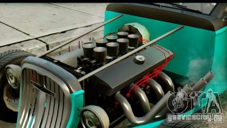 GTA 5 Hotknife GT для GTA San Andreas вид справа