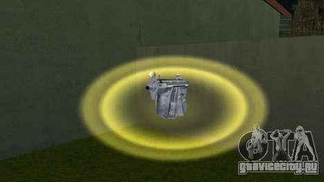 Mp5 Short для GTA Vice City третий скриншот