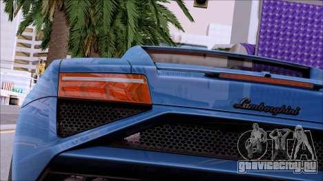 ClickClacks ENB V1 для GTA San Andreas двенадцатый скриншот